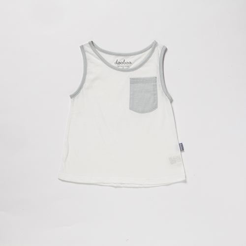 Googoo Sleeveless T-Shirt