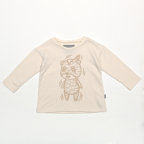 "Eddie Kang ""Bubble Bear"" T-Shirt B"