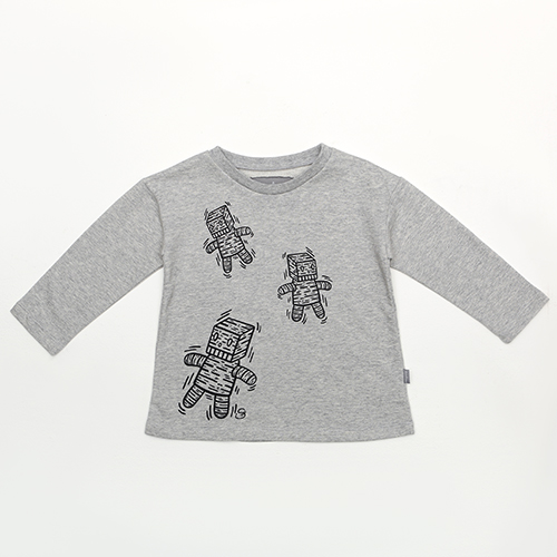 "Eddie Kang ""Force Robot"" T-shirt"