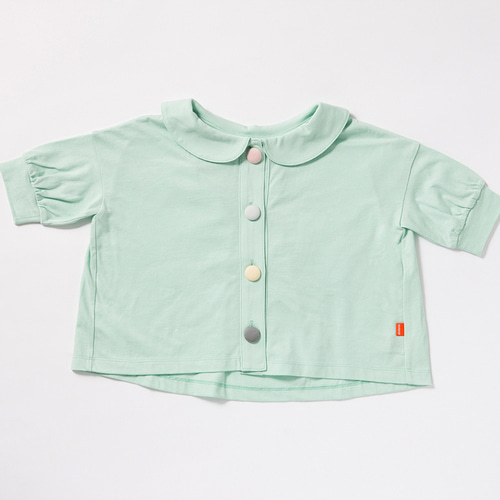 Peterpan Button Blouse