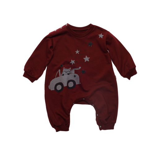 Star buddies baby jumpsuit