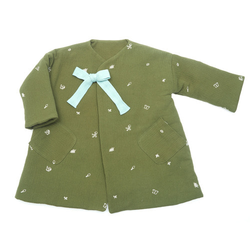 Ginger Kids Coat