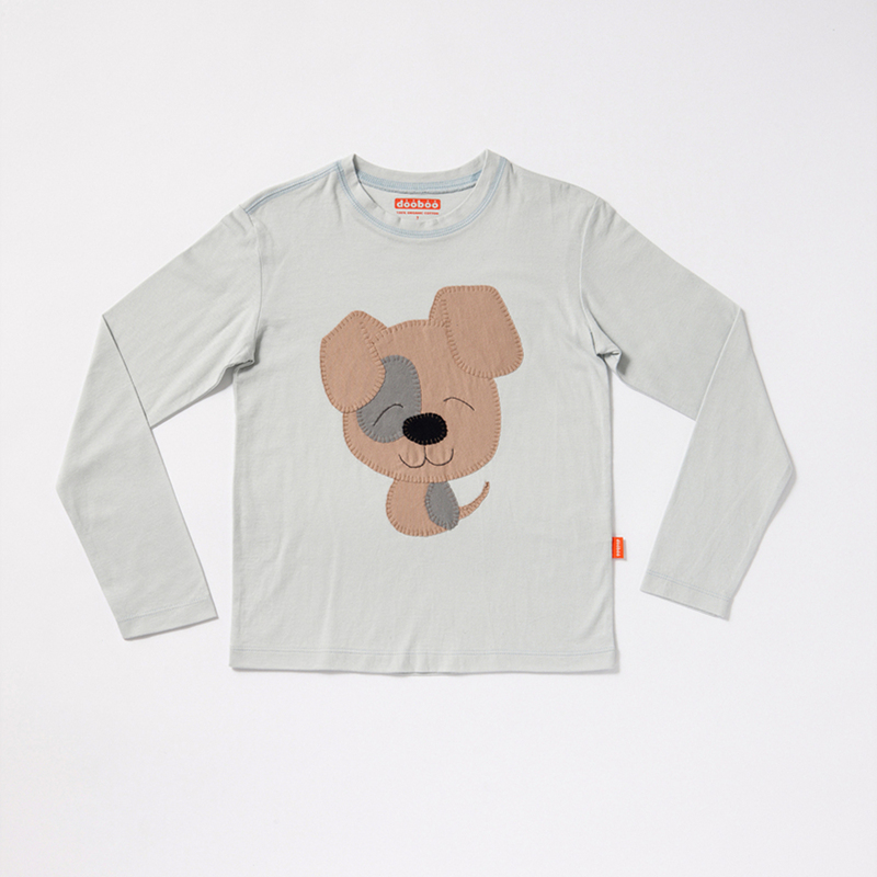 Puppy Long Sleeve T-shirt