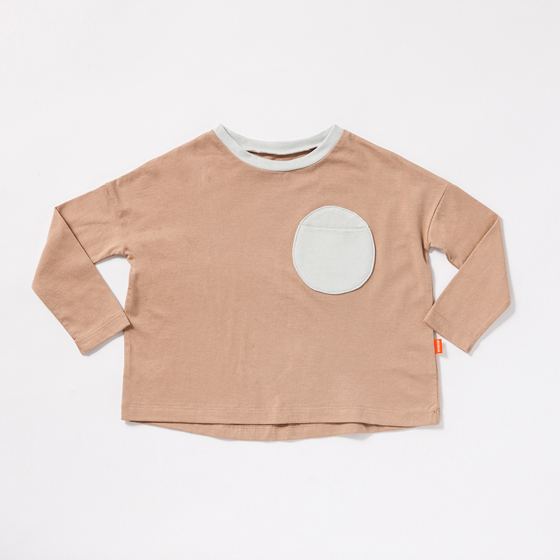 Boxy Pocket T-shirt