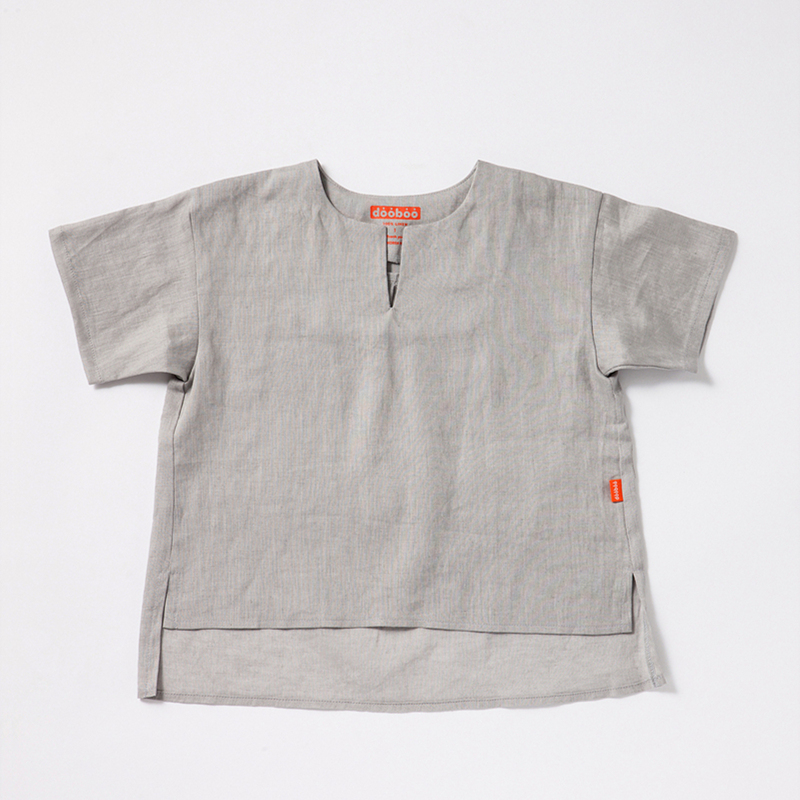 Rectangle Linen Shirt
